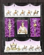TOGO # 1205, Blk110B MNH QUEEN ELIZABETH II CORONATION