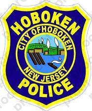 STICKER CIVIL HOBOKEN POLICE