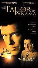 The Tailor of Panama [VHS] Pierce Brosnan, Geoffrey Rush, Jamie Lee Curtis, Leo