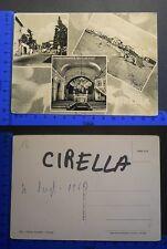 CIRELLA (CS) - VEDUTE VARIE DELLA LOCALITA' MARITTIMA - 18072