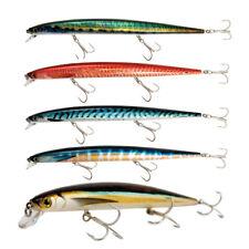 Nomura Nagasa Extra Long Hard Bait Lures - Bass Wrasse Pike Sea Fishing Tackle