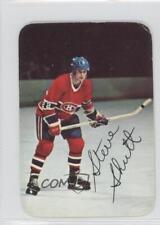 1977-78 O-Pee-Chee Glossy Insert #19 Steve Shutt Montreal Canadiens Hockey Card
