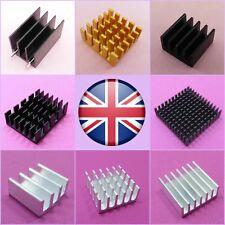 In alluminio nero, argento, oro Dissipatore di calore piccolo dissipatore di calore radiatore di raffreddamento Chip IC