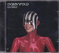 OAKENFOLD - bunkka CD
