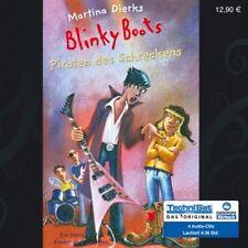 Blinky Boots - Piraten des Schreckens ( Kinderhörbuch )
