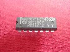 IC BAUSTEIN 74HCT4002P                       14702-112