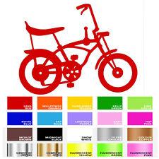 Bicycles Bike Vinyl Decal Sticker for Macbook Laptop Car Window Bumper Wall Door