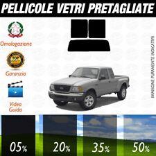 Ford Ranger 4P dal 2001 al 2006 Pellicole Oscuramento Vetri Posteriori Auto Pre