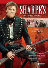 Sharpe's: Set One - Eagle [3 Discs] DVD Region 1  EXCELLENT CONDITION FREE SHIP