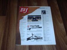 DWJ / Deutsches Waffen-Journal Nr. 10/1985 -- MG ZB (VZ) M 26 /Colt SAA Revolver