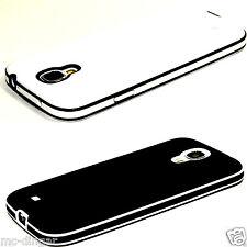 UltraThin Slim Design Soft Rubber Matte Bumper Case Cover For Samsung Galaxy S4