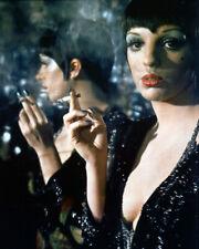 Liza Minnelli Reflection in Mirror Color Poster or Photo