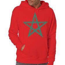 Marokko Kapuzenpullover | Marocco | Maroc | Islam | Fahne | Flagge | Morocco