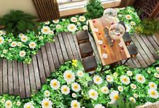 3D Garden Wood Road 73 Floor WallPaper Murals Wall Print Decal AJ WALL CA Lemon