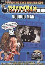 Rifftrax: Voodoo Man - from the stars of DVD
