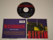 """M.MÜLLER-WESTERNHAGEN/""""HALLELUJAH"""" (WB 46149-2) CD ALBUM"""