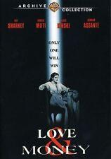 Love and Money DVD 1982 Ray Sharkey, Ornella Muti, Klaus Kinski, Armand Assante