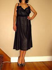 Marina Rinaldi Max Mara Day-To-Evening Black Dress LBD MR21/12-14W NWT