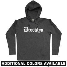 Brooklyn Gothic Hoodie - 718 Nets NY New York Bushwick Williamsburg - Men S-3XL