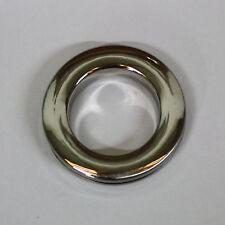 Curtain Eyelet Rings - Brushed Nickel