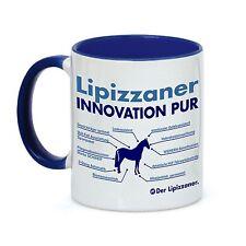 Tasse INNOVATION - LIPIZZANER Pferd reiten Kaffee Pferde Teileliste Siviwonder