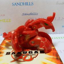 Bakugan Storm Skyress Red Pyrus B2 Bakupearl 370G & cards