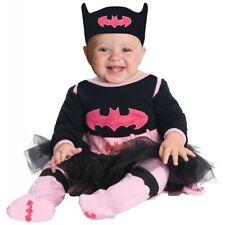 Batgirl Baby Costume DC Comics Halloween Fancy Dress