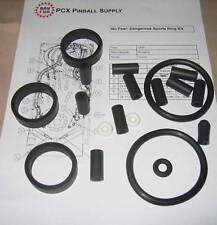 1995 Williams No Fear: Dangerous Sports Pinball Machine Rubber Ring Kit