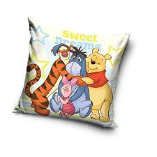Disney Winnie the Pooh Kissenbezug Kissenhülle Pillowcase 40 x 40 CM