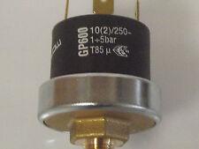 Contacteur De Pression 1 - 5 bar gamme adapté pour Air, Eau & Basse Pression Hydraulique