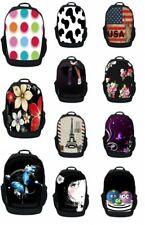 """Luxburg® 15-17"""" inch Luxury Designer Laptop Backpack Rucksack. Different Designs"""