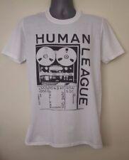 5633e9887 Human League T-shirt early gig flyer gary numan kraftwerk cabaret voltaire