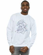 Disney Men's Aladdin Princess Jasmine Constellation Sweatshirt