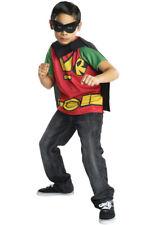 Batman Superhero Robin Child Costume Top
