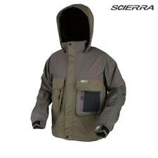 Khaki RS Jacket Jacke  sehr warm und bequem Topqualität ansehen Fox Chunk Camo