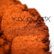 Copper Orange Pearl Pigment Plastidip Paint Kandy Dip Art Polish Clear Coat
