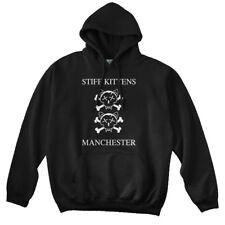 Joy Division inspired Stiff Kittens, Sudadera con capucha