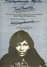 STEPHANIE MILLS Grammy Award Winner 1981 PROMO AD