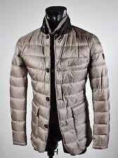 Field Jacket giacca in piuma ecologica Talenti con pettorina staccabile slim fit