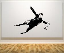 Manuel Neuer portero jugador de fútbol Calcomanía Pared Adhesivo imagen