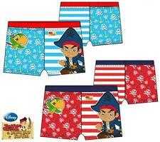 ragazzi e bambini ufficiale Disney Capitano Jake Pirata VACANZA NUOTO BOXER