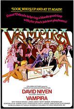 Vampira - 1974 - Movie Poster