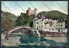 Imperia Dolceacqua Foto FG cartolina C9091 SZA