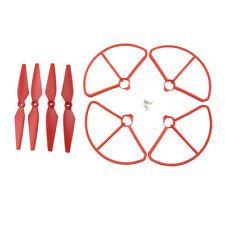 hélice et bague de protection pour mjx b2c b2w bugs 2 rc quadcopter