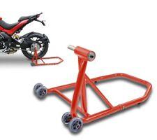 Caballete Trasero Triumph Speed Triple/ R 97-17 rojo monobrazo