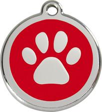 médaille gravée gros chien red dingo diam 3,8cm déstockage