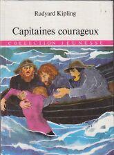 CAPITAINES COURAGEUX / RUDYARD KIPLING / ED. ANTAN