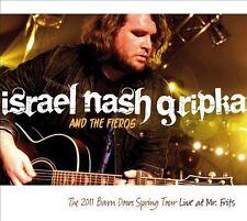 FREE US SHIP. on ANY 2+ CDs! ~Used,Good CD Israel Nash Gripka & Fieros: Israel N