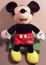 NWT Disney MICKEY MOUSE- 45yrs of Magic Bean Bag Plush Toy  HTF Fast Shipping