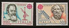ITALIA sg1800/1 1983 Europa Gomma integra, non linguellato